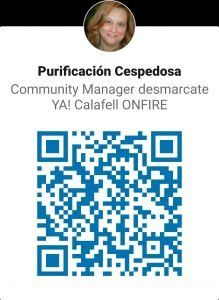código QR pury calafellonfire
