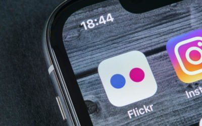 Flickr un eina que canvia les politiques i condicions d'ús