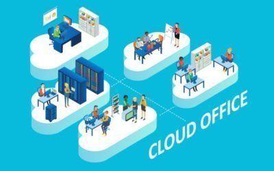 Cambiando el almacenamiento local por la Nube… osea el ordenador de otro.